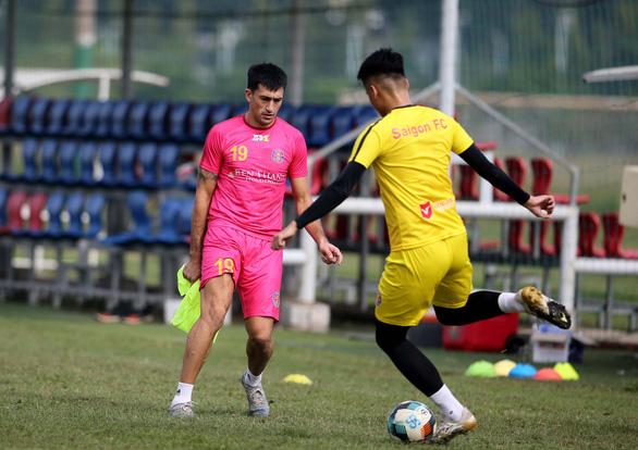 Lực lượng CLB Sài Gòn mùa bóng 2021 sẽ mạnh hơn rất nhiều - Ảnh 4.