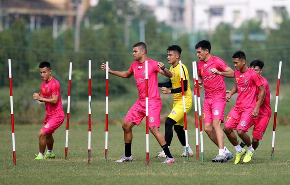 Lực lượng CLB Sài Gòn mùa bóng 2021 sẽ mạnh hơn rất nhiều - Ảnh 3.