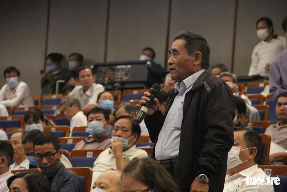 Trưởng Đoàn ĐBQH TP Đà Nẵng lý giải việc chuyển cán bộ chủ chốt - Ảnh 1.