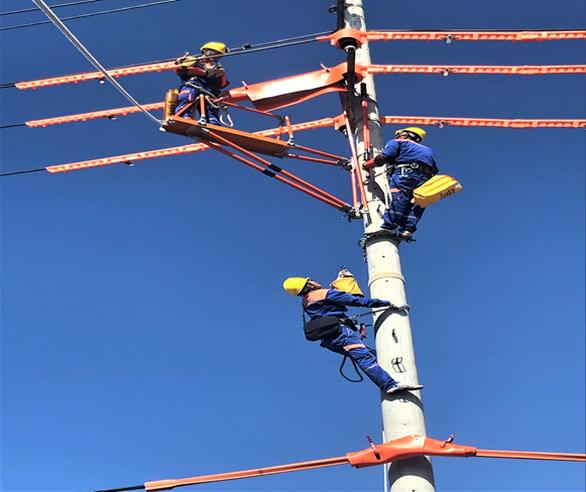 Điện lực Ninh Bình: Một chặng đường giảm tổn thất điện năng - Ảnh 1.