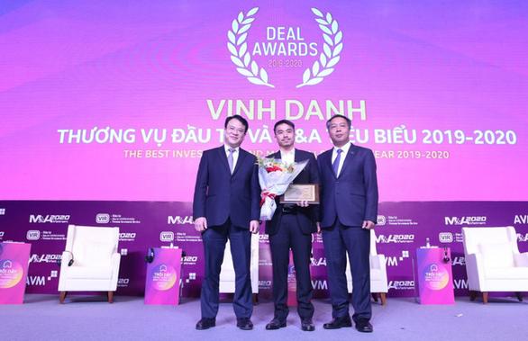 Masan Group được bình chọn là công ty có thương vụ đầu tư và M&A tiêu biểu năm 2019-2020 - Ảnh 2.