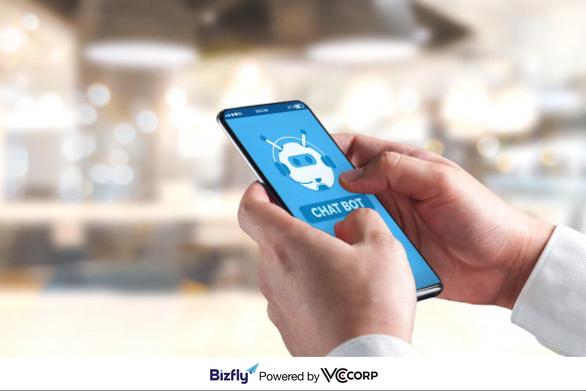 Chatbot - hỗ trợ đắc lực cho người kinh doanh - Ảnh 1.