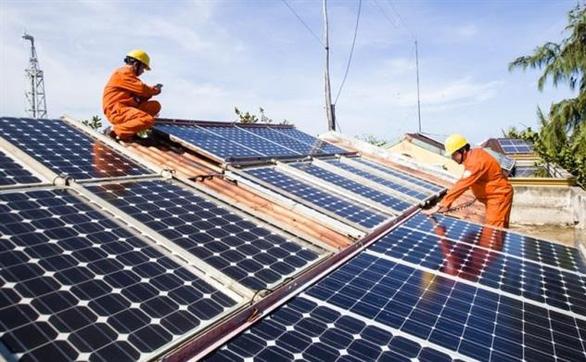 Xu hướng sử dụng điện mặt trời tích trữ đang ngày càng nở rộ - Ảnh 1.