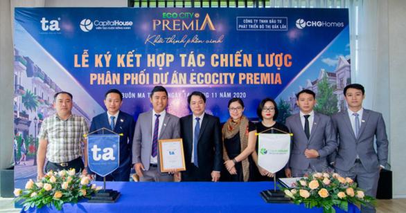 T&A trở thành đại lý phụ trách khu vực phía nam dự án EcoCity Premia - Ảnh 1.