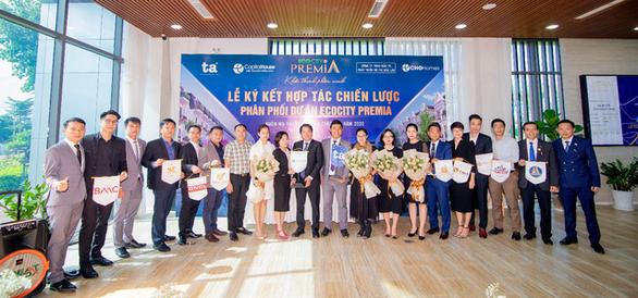 T&A trở thành đại lý phụ trách khu vực phía nam dự án EcoCity Premia - Ảnh 2.