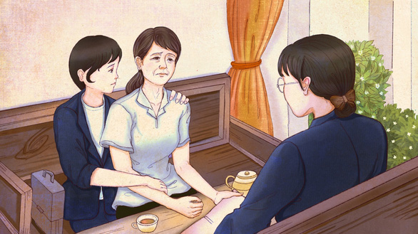 Người mẹ ở Hải Dương biến đau thương thành hi vọng, thay con trai lan tỏa điều tử tế - Ảnh 3.