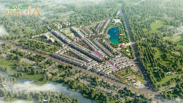 T&A trở thành đại lý phụ trách khu vực phía nam dự án EcoCity Premia - Ảnh 3.