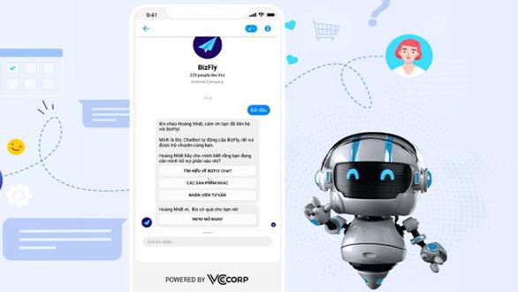 Chatbot - hỗ trợ đắc lực cho người kinh doanh - Ảnh 4.