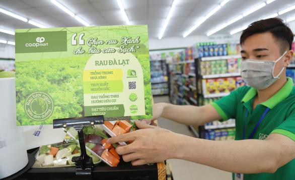 Co.op Food khai trương cửa hàng đầu tiên tại Sóc Trăng - Ảnh 2.