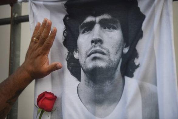 Điểm tin sáng 26-11: Argentina quốc tang 3 ngày để tưởng nhớ Maradona - Ảnh 1.