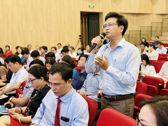 Trường đại học muốn mở cửa cho tổ chức kiểm định quốc tế vào Việt Nam - Ảnh 1.