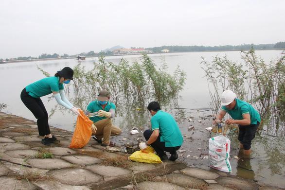 Bà Rịa - Vũng Tàu đẩy mạnh truyền thông, nâng cao nhận thức bảo vệ hồ chứa nước - Ảnh 1.