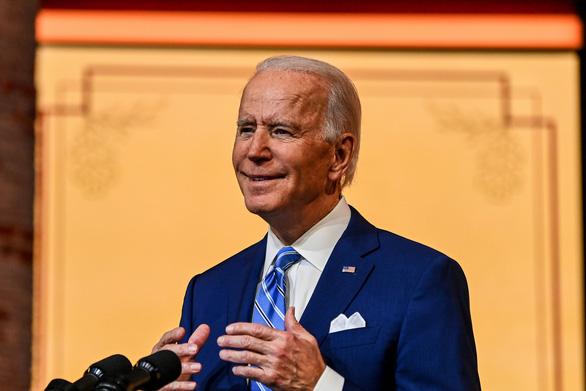 Ông Biden: Phá hoại kết quả bầu cử thì dân Mỹ sẽ không bênh vực - Ảnh 1.