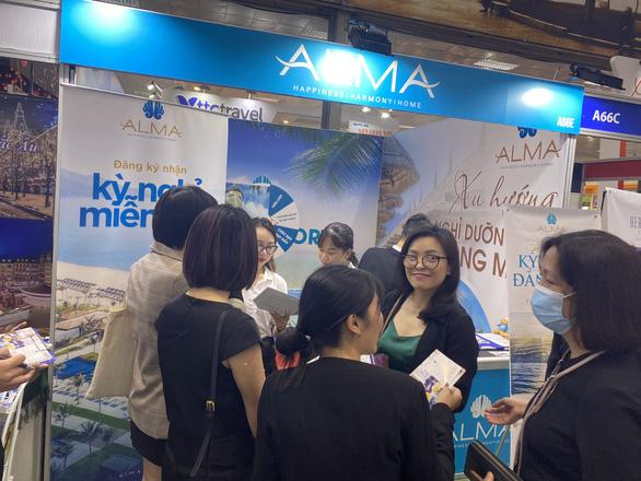 Công ty Vịnh Thiên Đường tham dự Hội chợ Du lịch Quốc tế Việt Nam 2020 - Ảnh 2.