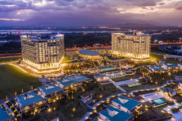 Công ty Vịnh Thiên Đường tham dự Hội chợ Du lịch Quốc tế Việt Nam 2020 - Ảnh 3.
