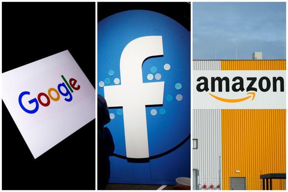 Pháp đánh thuế điện tử các ông lớn công nghệ Mỹ từ tháng 12 - Ảnh 1.
