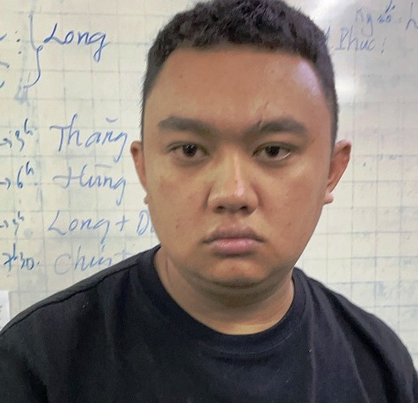 Đã bắt được nghi can chuyên lừa tài xế Grab ở SaiGon Center - Ảnh 1.