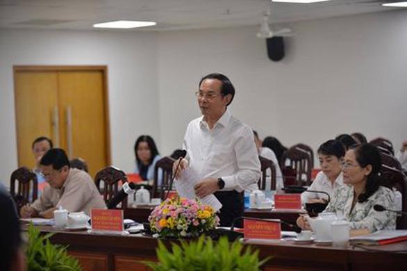 Bí thư Nguyễn Văn Nên: Mô hình hiến đất mở hẻm của quận 3 cần nhân lên - Ảnh 1.