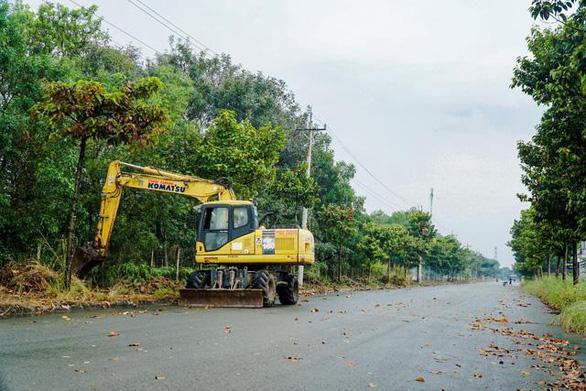 Trục đường Đông Tây sẽ trở thành cung đường đắt giá bậc nhất cửa ngõ Đông Sài Gòn - Ảnh 2.