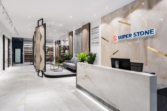 Vietceramics giới thiệu gạch ốp lát nhập khẩu thương hiệu Superstone - Ảnh 5.