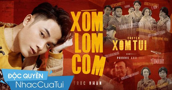 Bắt tay NCT, Xóm lom com (OST Chuyện xóm tui) vào thẳng MV hot - Ảnh 1.