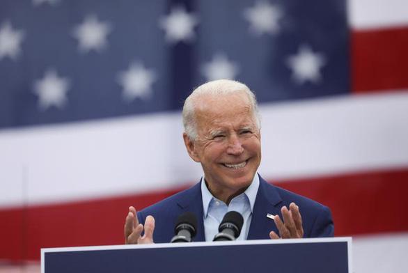 Việt Nam gửi điện mừng tổng thống đắc cử Mỹ Joe Biden, mời ông thăm Việt Nam - Ảnh 1.