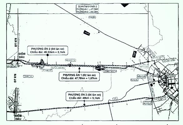 Đề xuất làm cao tốc Bạc Liêu - Cà Mau theo hình thức PPP - Ảnh 1.