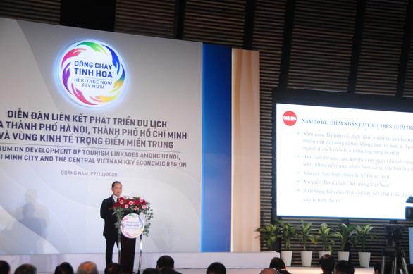 5 tỉnh miền Trung bắt tay Hà Nội, TP.HCM kéo khách đi du lịch trở lại - Ảnh 3.