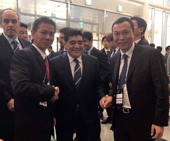 Giới thể thao Việt Nam kể ký ức và thương nhớ Maradona - Ảnh 1.