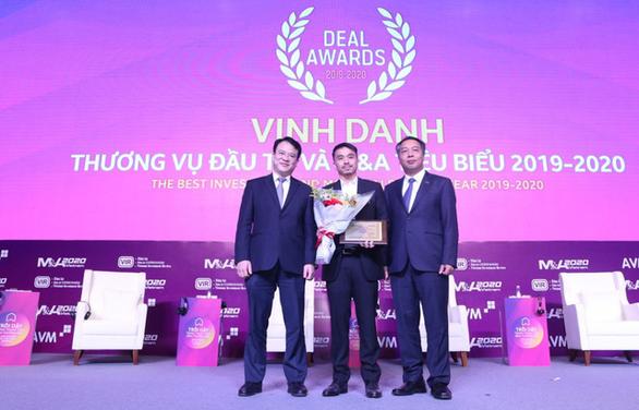 Masan Group dẫn đầu top 10 Thương vụ M&A tiêu biểu - Ảnh 1.