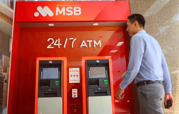 VSD nhận lưu ký 1.175 triệu cổ phiếu của MSB từ 27-11-2020 - Ảnh 1.