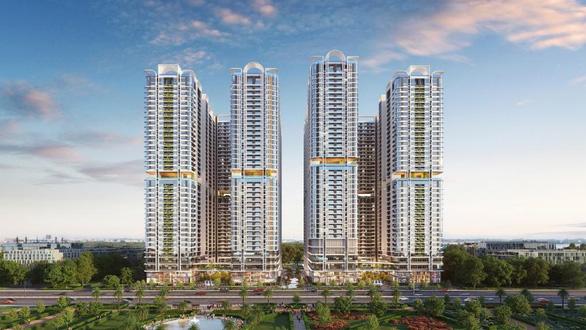 Lối kiến trúc biểu tượng nổi bật của 8 tòa tháp cao bậc nhất Bình Dương - Ảnh 1.