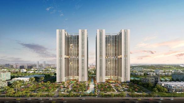 Lối kiến trúc biểu tượng nổi bật của 8 tòa tháp cao bậc nhất Bình Dương - Ảnh 5.