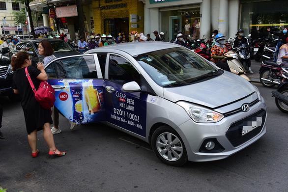 Tăng thuế xe công nghệ: Không để tài xế và hành khách gánh hết - Ảnh 1.