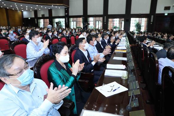 Tổng bí thư, Chủ tịch nước Nguyễn Phú Trọng dự hội nghị về công tác kiểm tra, giám sát - Ảnh 5.