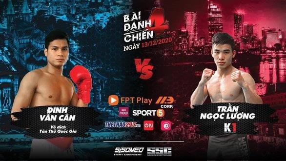 Điểm tin thể thao tối 28-11: Lần đầu đánh MMA tại Việt Nam, xác định 3 vé vào bán kết SV-League 2020 - Ảnh 3.
