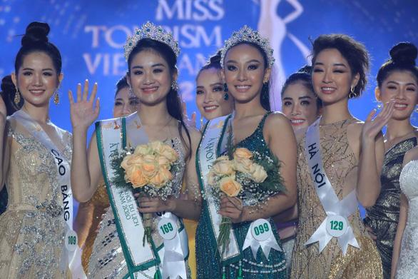 Hi hữu: Hoa khôi Du lịch Việt Nam 2020 kh.ông tìm được... hoa khôi - Ảnh 1.
