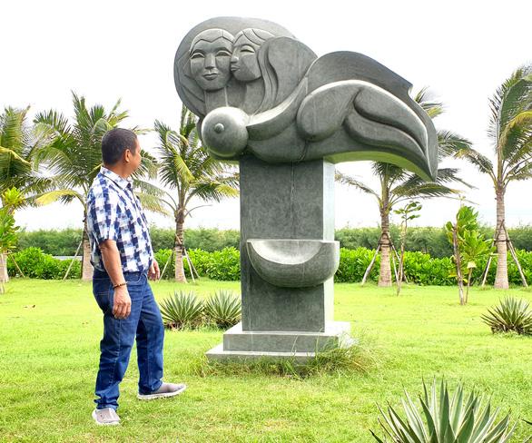 'Đạo' tượng ở Tuy Hòa: UBND tỉnh Phú Yên yêu cầu kiểm tra, làm rõ - Ảnh 1.