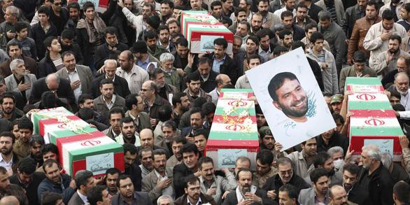 Những cái chết bí ẩn liên quan chương trình hạt nhân ở Iran - Ảnh 1.