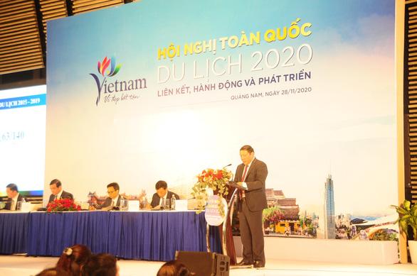 Bộ kiến nghị 4 nhóm giải pháp cứu ngành du lịch - Ảnh 1.