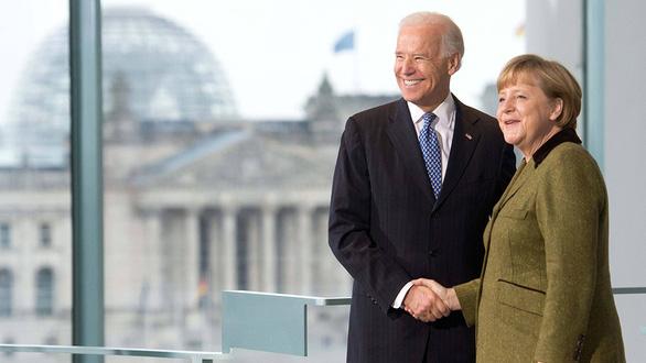 Ông Biden chọn đưa Mỹ trở lại lãnh đạo thế giới - Ảnh 1.