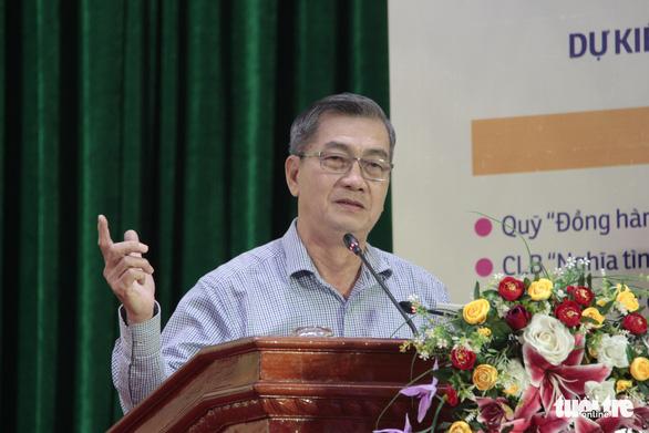 70 tân sinh viên nghèo Tiền Giang, Bến Tre được tiếp sức - Ảnh 2.