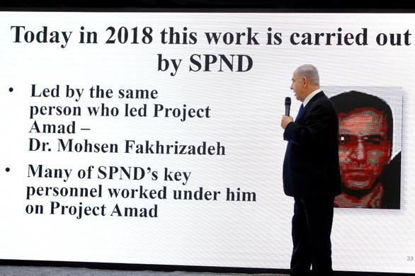 Nhà khoa học hạt nhân Iran vừa bị sát hại là ai? - Ảnh 2.