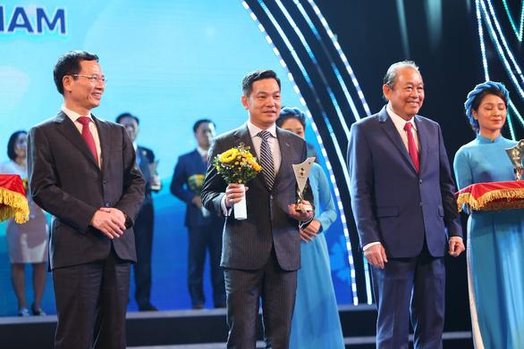 VNPAY chinh phục Thương hiệu quốc gia Việt Nam - Ảnh 1.