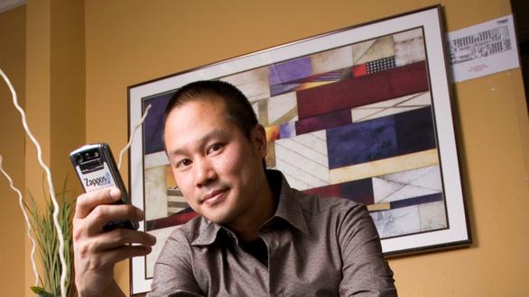 Triệu phú bán giày Tony Hsieh qua đời ở tuổi 46 - Ảnh 1.