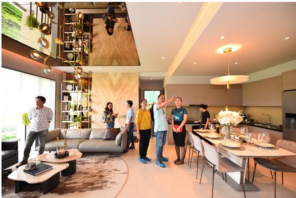 Tập đoàn BĐS An Gia khai trương căn hộ mẫu dự án Westgate - Ảnh 1.