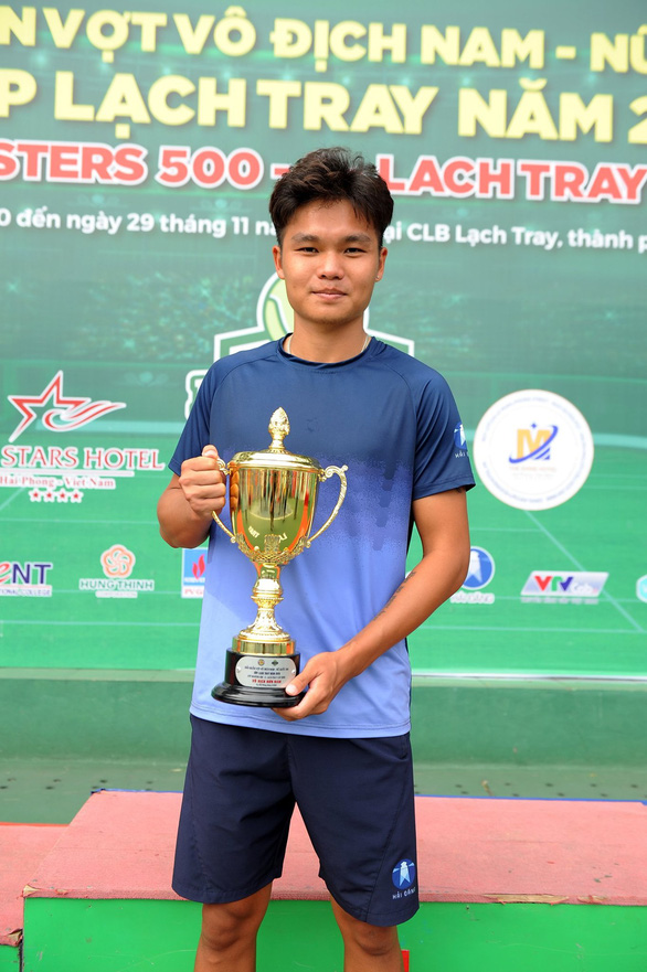 Đánh bại Lý Hoàng Nam, Linh Giang vô địch giải VTF Masters 500-2 - Ảnh 3.