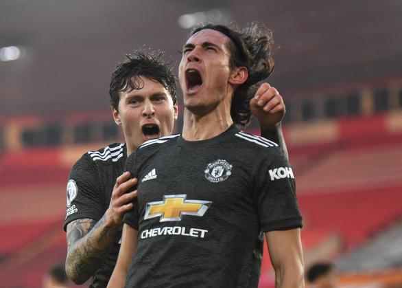 Cavani rực sáng khi vào sân, Man Utd thắng nghẹt thở Southampton - Ảnh 4.