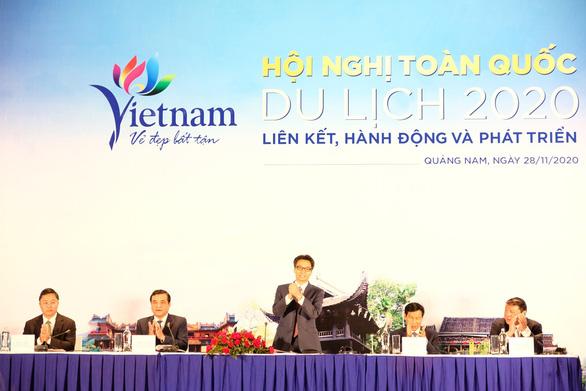 Doanh nghiệp hiến kế khôi phục kinh tế du lịch Việt Nam - Ảnh 1.