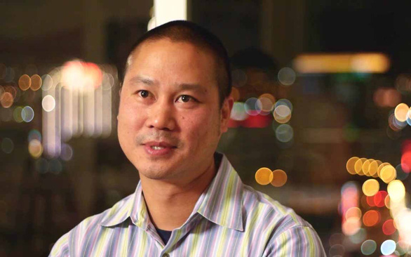 Tony Hsieh - triệu phú bán giày lạ kỳ - Ảnh 1.